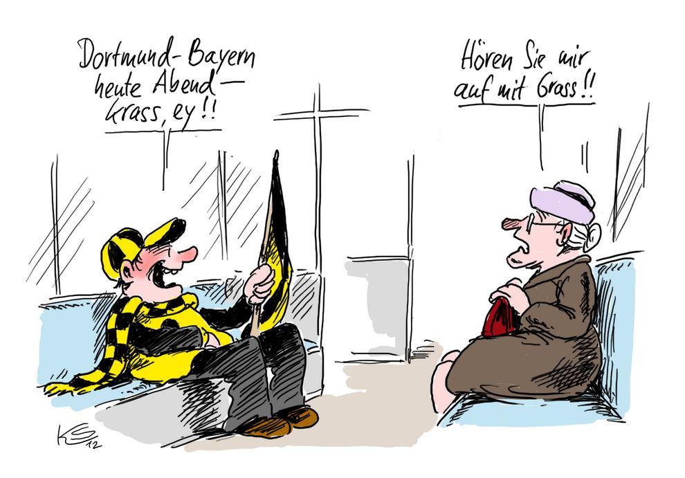 Klaus Stuttmann Karikaturen