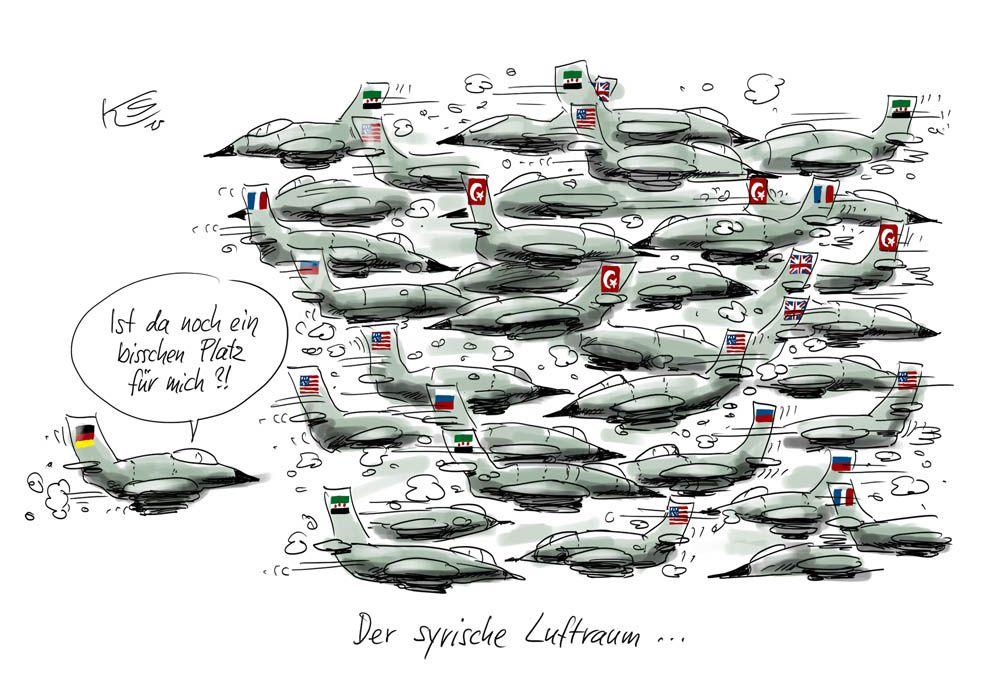 Karikatur vom 26.11.2015