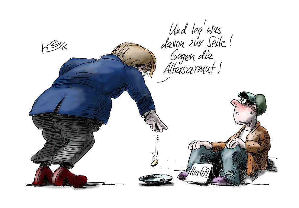 Karikatur vom 26.10.2016