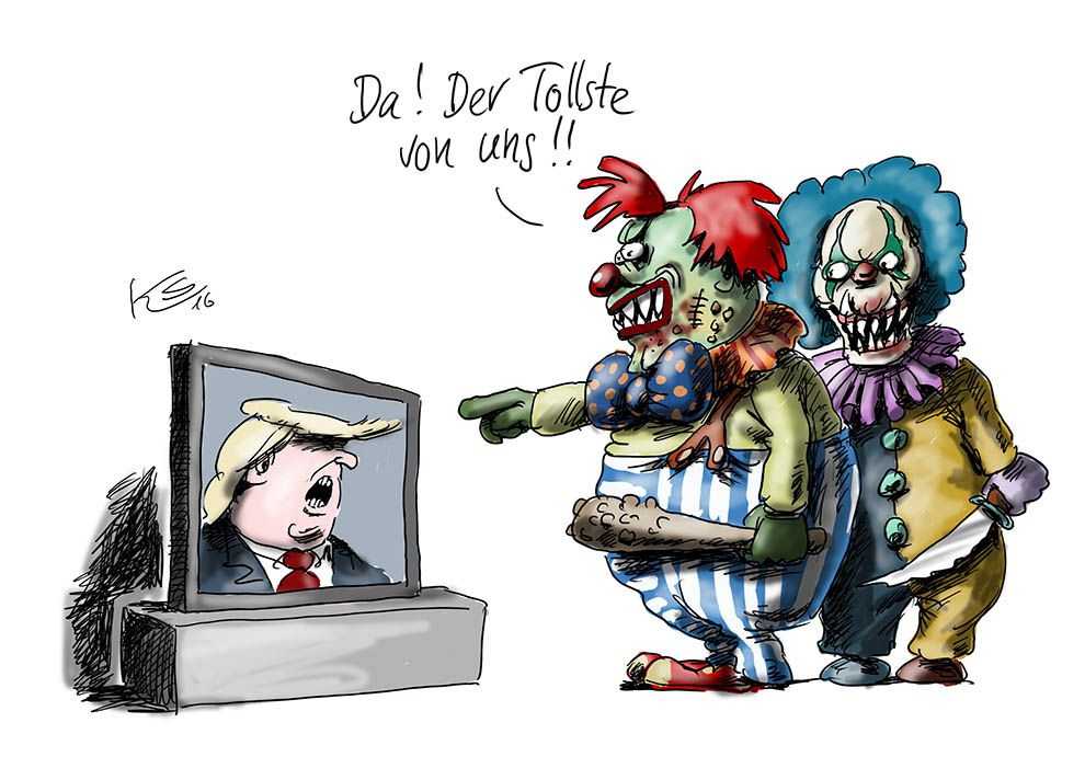 Karikatur vom 24.10.2016
