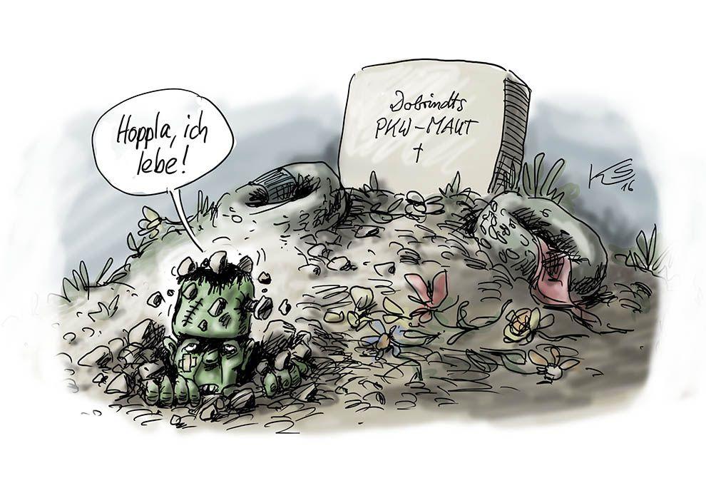 Karikatur vom 02.12.2016