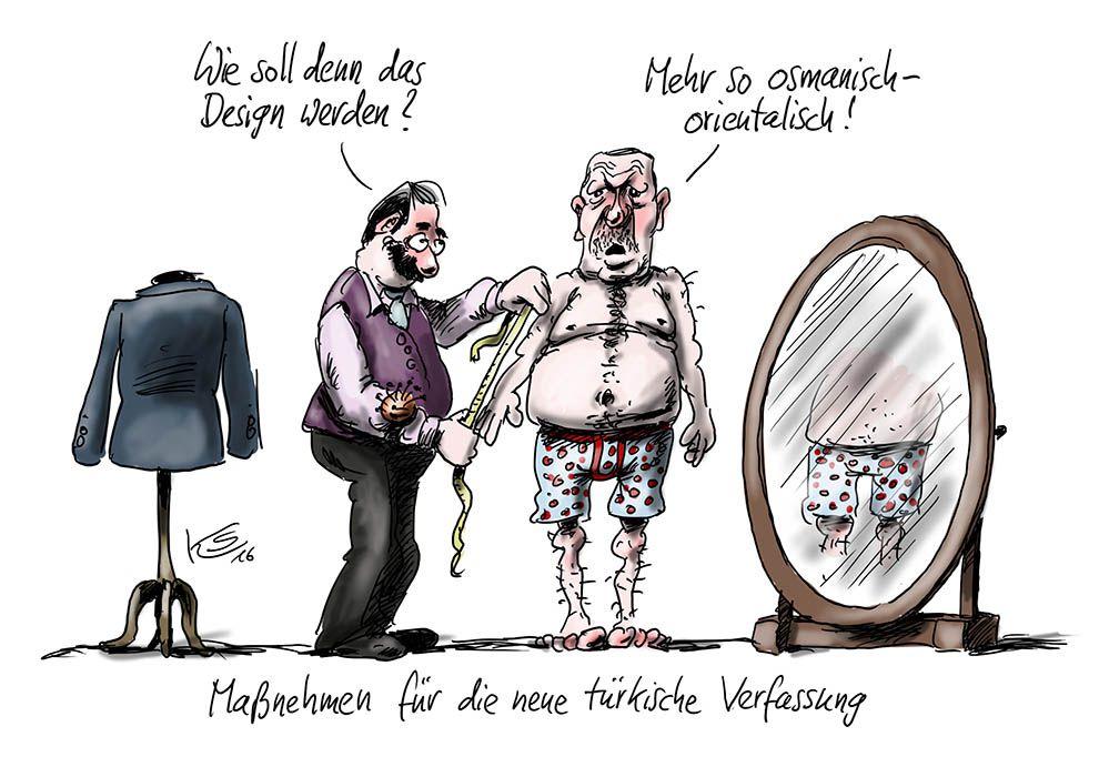 Karikatur vom 27.05.2016