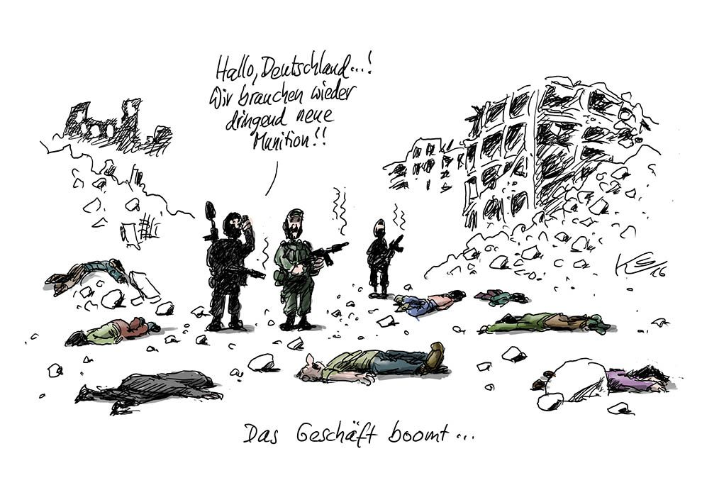 Karikatur vom 25.10.2016