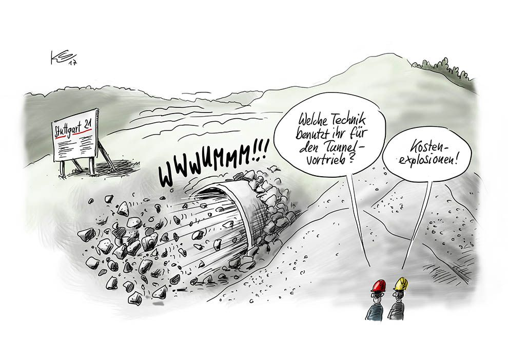 Karikatur vom 29.11.2017