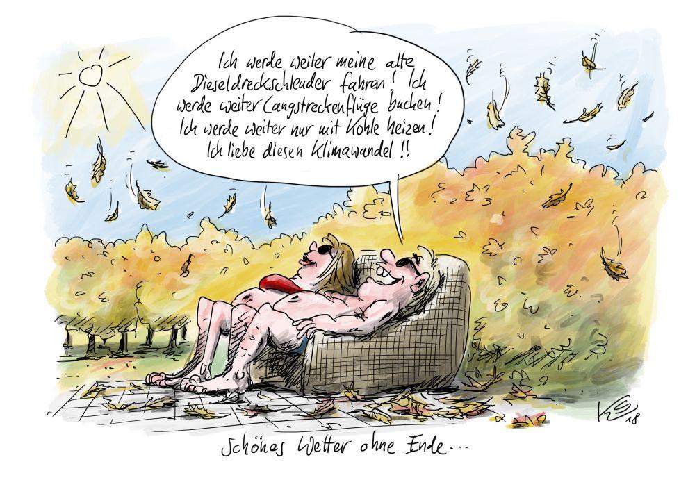 Stuttmann-Karikaturen.